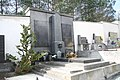 Grave of Herold family of cemetery in Náměšť nad Oslavou, Třebíč District.jpg