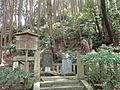 Grave of William Sturgis Bigelow - Homyoin Temple - Otsu, Shiga - DSC07583.JPG