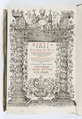 Graverat titelblad till Bibel från 1603 utgiven av Elias Hutter - Skoklosters slott - 93181.tif