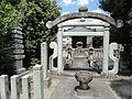 Graveyard - Hyakumanben chion-ji - Kyoto - DSC06569.JPG