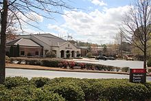 Greater Atlanta Christian School - Bradford Center, Mar 2017.jpg