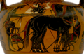 Greek - Black-figure Amphora - Walters 48224 - Side A cropped glare reduced white bg.png