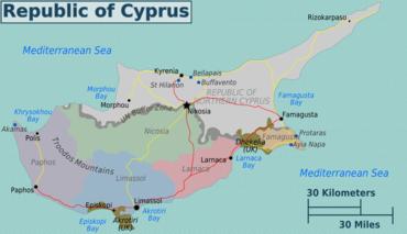 Chypre Carte Touristique.Chypre Wikivoyage Le Guide De Voyage Et De Tourisme