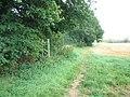 Greensand Ridge Walk footpath - geograph.org.uk - 515880.jpg
