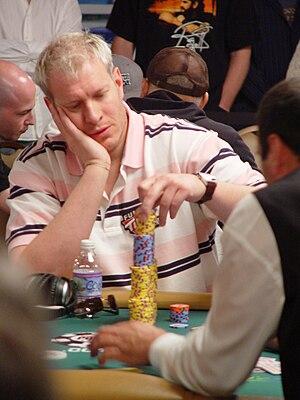 Greg Mueller Full Tilt Poker Pro