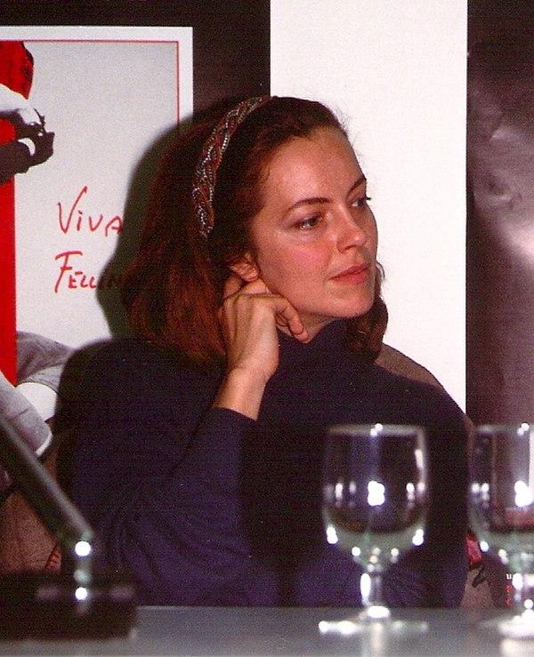 Photo Greta Scacchi via Wikidata