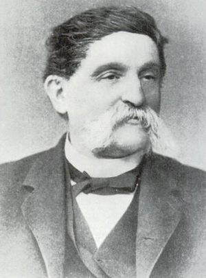 Gridley J. F. Bryant - Bryant in the 1850s