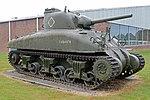 Grizzly I (M4A1 Sherman) 'T-224878' (30337722527).jpg