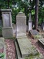 Grob Beniamina Perelmutera-Grave of Beniamin Perelmuter.JPG