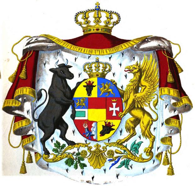 File:Grossherzogswappen Mecklenburg (Schwerin&Strelitz).PNG