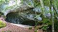 Grotta di Cotencher, esterno.jpg