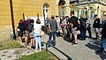 Gruppenfoto Wikipedianische KulTour Potsdam 2019-3.jpg