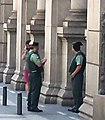 Guardia civil in Madrid 03.jpg