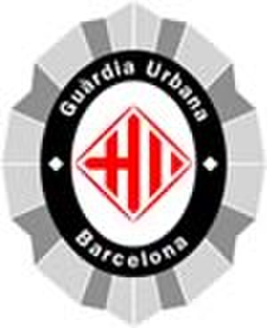 Guàrdia Urbana de Barcelona - Image: Guardiaa
