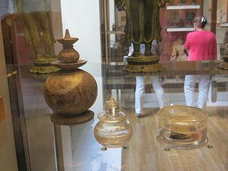 Gudivada - Image: Gudiwada Reliquaries (BM)