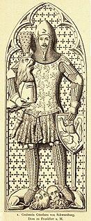 Günther von Schwarzburg German king
