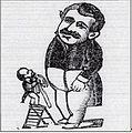 Guerra del pacífico 1879-1884 Caricatura 79.jpg