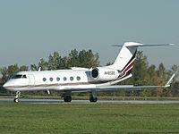 N465QS - GLF4 - Nordwind Airlines