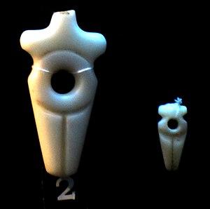 Hamangia culture - Gumelnița figurine
