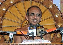 Digambara Monks Pravachan - Wikipedia