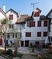 Häuser 5 und 9 in der Neustadtgasse in Tübingen 2019.jpg