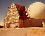 HAPDAR radar under construction.jpg