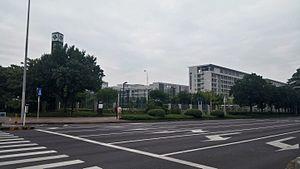University of Hong Kong-Shenzhen Hospital - HKU Shenzhen
