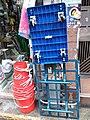 HK 西環 Sai Ying Pun 皇后大道西 Queen's Road West shop carts August 2018 SSG.jpg