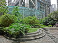 HK Central The Center garden plants May-2013.JPG