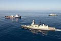 HMS Diamond Escorting Ark Futura During Operation Recsyr MOD 45157602.jpg
