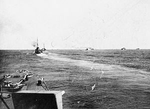 HMS Phaeton (1914) - Image: HMS Phaeton (1914)
