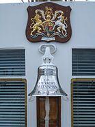 HMY-Britannia-Ship's-Bell
