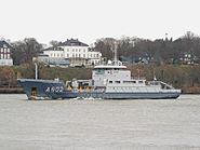HNLMS Snellius A802 2863