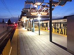 HSY- Los Angeles Metro, Culver City, Platform View