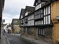 Half-timbered house, on Cheap Street - geograph.org.uk - 1570106.jpg