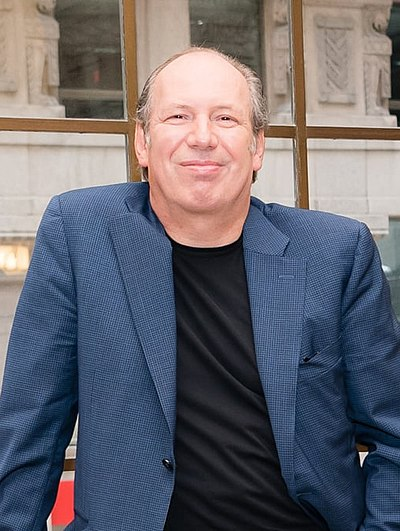 Picture of an author: Hans Zimmer