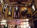 Hard Rock Cafe Atlanta Stray Cats.JPG