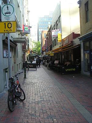 Hardware Lane, Melbourne - Hardware Lane