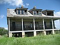 Harlem Plantation House, Plaquemines Parish Louisiana, September 2009.jpg