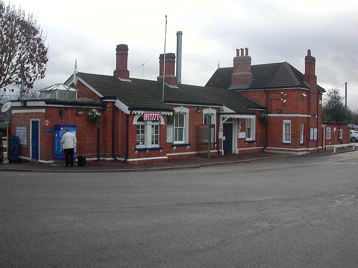 Harlington Railway Station Wikipedia