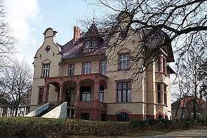 Babelsberg - Mansion colony Neubabelsberg: Truman-Villa