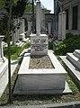 Hasan Fehmi'nin mezarı.JPG