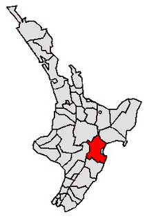 Hastings District Territorial authority in Hawkes Bay Region, New Zealand