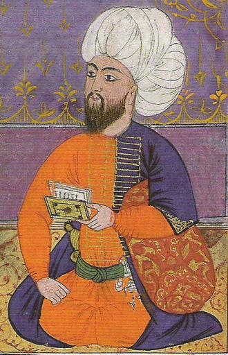 1500 in poetry - Hayâlî (1500?–1557), Ottoman poet