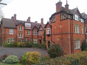 Hazelwood School - The Victorian building
