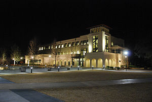 College of Coastal Georgia - The Health and Science Building