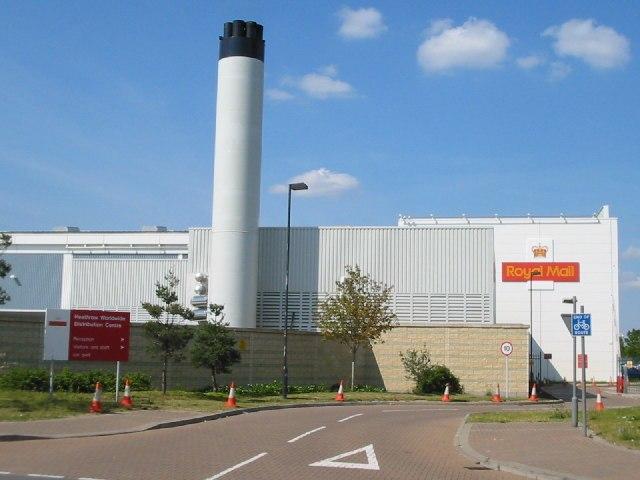 Heathrow Worldwide Distribution Centre, Langley - geograph.org.uk - 25759