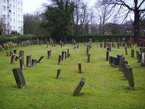 Heddernheim - 19th/20th century Jewish cemetery