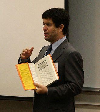 Michael Heller (law professor) - Heller speaking about The Gridlock Economy, October 2009