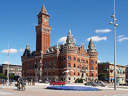 Helsingborgs rådhus (kommunehuse)